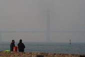 Calif Wildfires Smoke