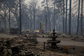 Calif Wildfires Victims