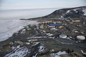 Antarctica Deaths