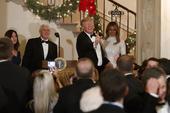Trump Scene