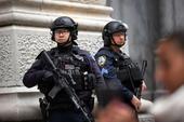 Ny Church Arrest