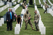 Trump Arlington Cemetery