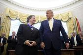Trump Laffer Medal