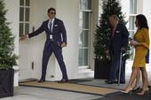 White House Scene