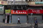 Sub Hong Kong Violence
