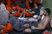 Syria Isis Prisoners
