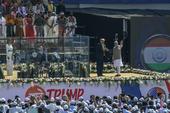 India Trump Rally